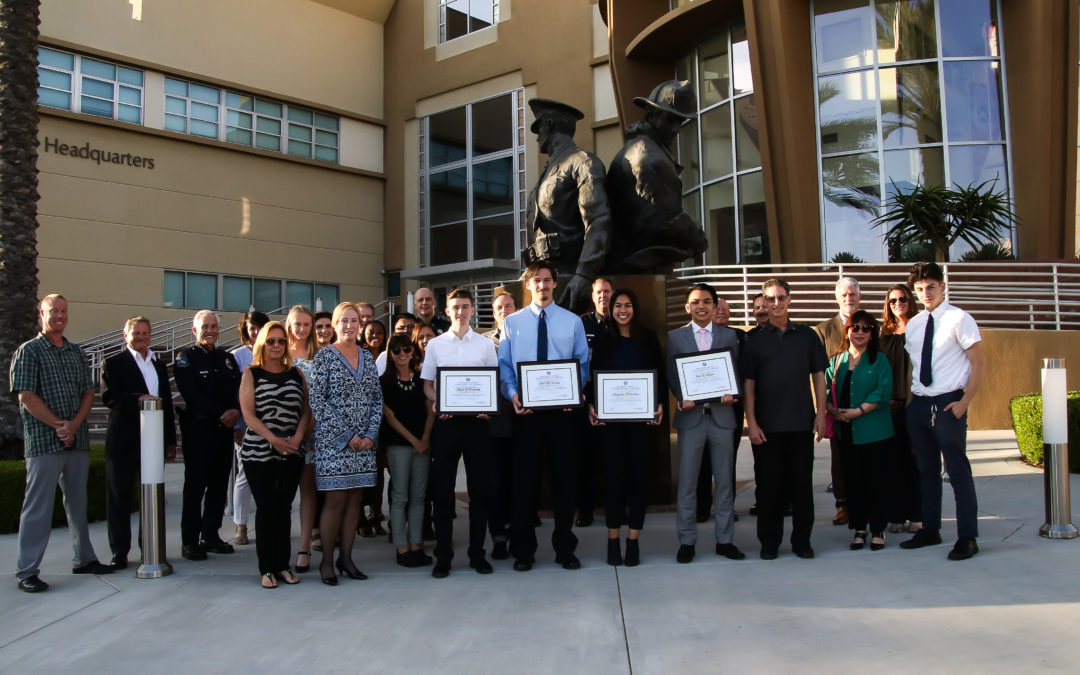 Recipients of The Matthew Pavelka Scholarship Awards